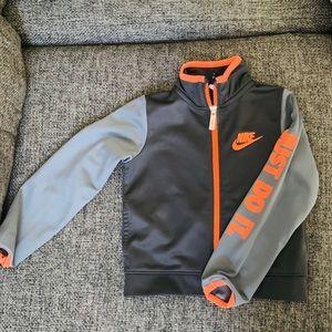 2T Nike windbreaker zip up jacket